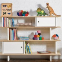 Children's Room Bookshelf