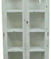 Dome Topped Cabinet