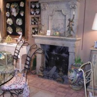 French Fireplace diff