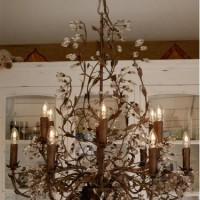 French Garden Chandelier