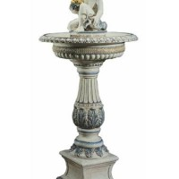 French Pedestal Fountain