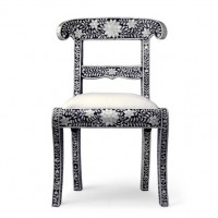Indian Inlay Chair