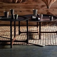 Iron Patina Table