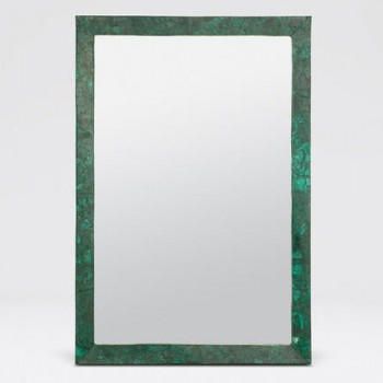 Malachite Mirror
