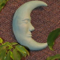 Moon Plaque