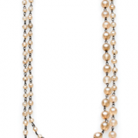 Pearl Loop Necklace