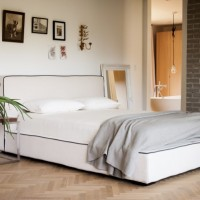 Slipcover Bed