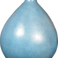 Tear Drop Ceramic Vase