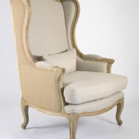 Two-Tone Armchair