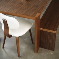 Walnut Dining Ensemble