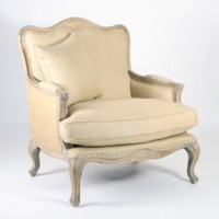 Wide Provence Armchair