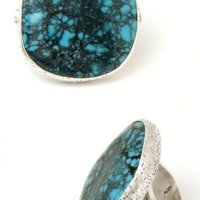 Divine Turquoise Ring
