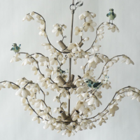 Dogwood Blossom Chandelier