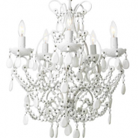 French Carriage Chandelier