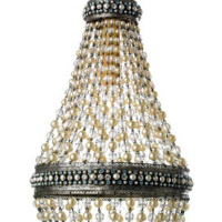 French Pearl Lantern