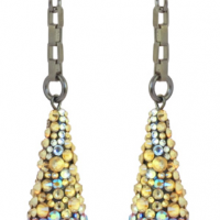 Hollywood Premier Pavé Earrings