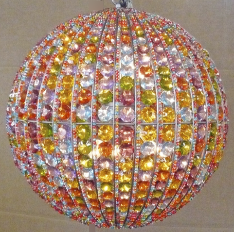 Party Ball Chandelier