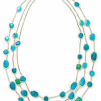 Turquoise Constellation Necklace