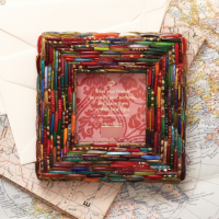 Bangle Rainbow Picture Frame