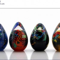 Blown Glass Paperweights