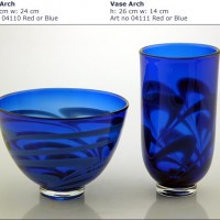 Cobalt Blue Glass Pieces