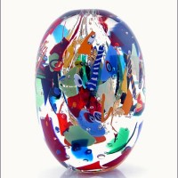 Confetti Paperweight