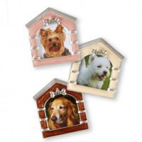 Dog House Picture Frames
