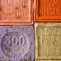 Floral Soaps