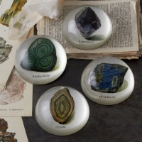 Gemstones of the World Paperweights