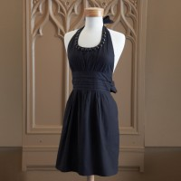 Little Black Dress Full Apron