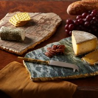 Marble Cheese Plates