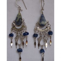 Peruvian Cascade Earrings