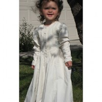 Pima Cotton Child's Dress