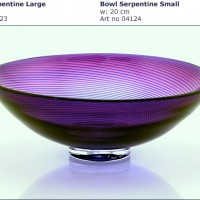 Serpentine Bowl