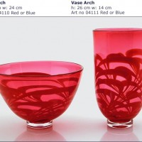 Whirlpool Blown Glass Pieces