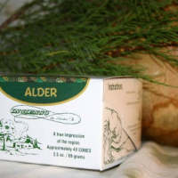 Alder Incense, 40 Bricks