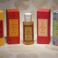 All Natural Scented Massage Oil