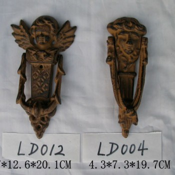 Angel Head Door Knockers