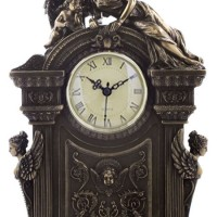 Angel and Cherub Clock