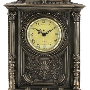 Baroque Four Cherubs Clock