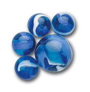 Blue Jay Marbles