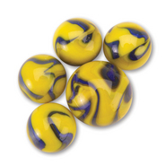 Blue Zing Marbles
