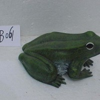 Cast Iron Frog