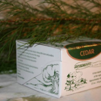 Cedar Incense, 40 Bricks