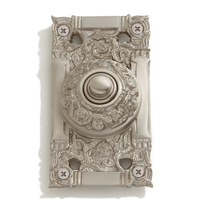 Chancellor Doorbell, nickel