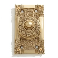 Chancellor Doorbell, polished brass