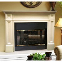 Choi Fireplace Mantel