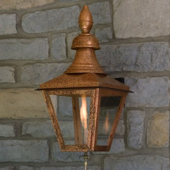 Copper Gas Lantern