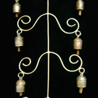 Copper Tree Windchime