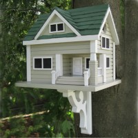 Craftsman Bungalow Bird House